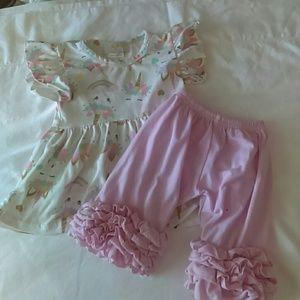 "Babies Boutique custom outfit ""Unicorn"""